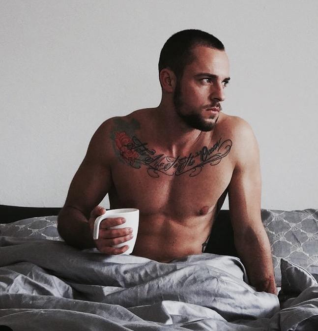 'Benjamin Melzer's Men's Health Cover Is Showing Us How To