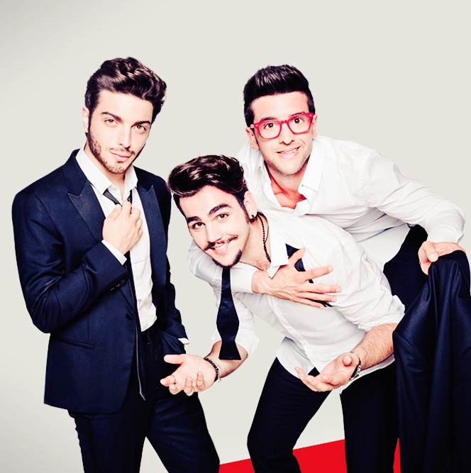 Il Volo talk romance, weird sex messages and getting naked!